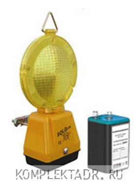 Аварийная лампа для набора ADR